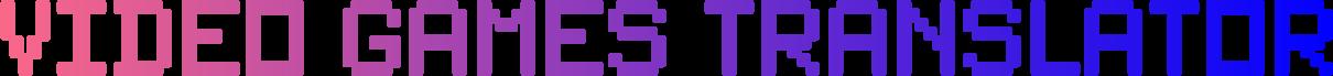 Client Portal at Video Games Translator